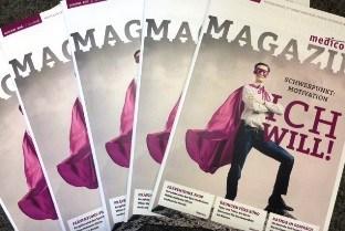 medicoreha-Magazin Nummer 6 ist jetzt erhältlich