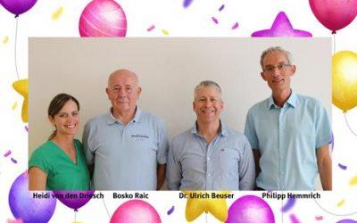 Chefarzt Bosko Raic wird in den Ruhestand verabschiedet