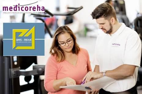 medicoreha-Qualität erneut bestätigt