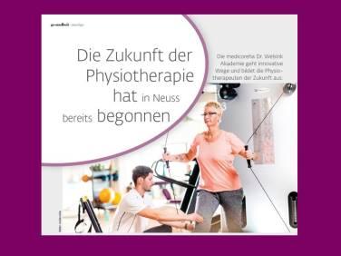 Die Zukunft der Physiotherapie