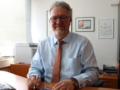 Dr. Dieter Welsink im Bundesausschuss Gesundheitswirtschaft