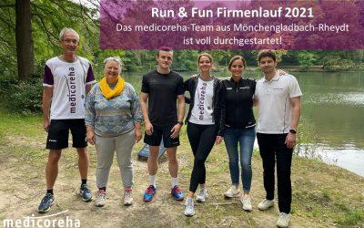 Run & Fun: Team MG ist durchgestartet
